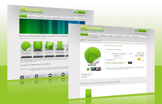 e-commerce intégré à Microsoft Dynamics NAV